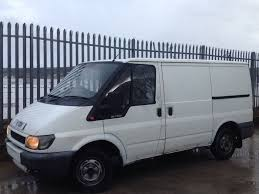 2003 ford transit 280 swb 2 0 td manual white in keighley west