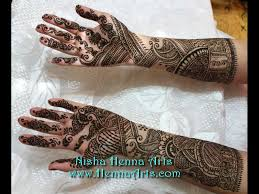 henna decorations traditional indian dulhan mehndi designs on and