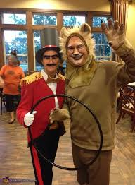 Lion Tamer Halloween Costume Lion Lion Tamer Couples Costume
