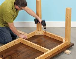 Plans For Building A Wooden Coffee Table by Best 25 Build A Table Ideas On Pinterest Diy Table Coffee