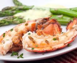 comment cuisiner les langoustines queues de langoustine à l ail recette de queues de langoustine à l