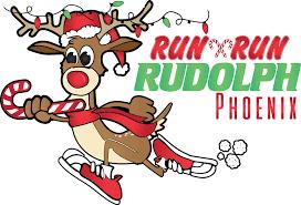 phoenix run run rudolph marathon quarter marathon 4 mile