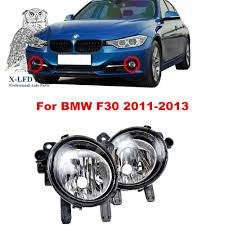 bmw f30 fog light bulb for bmw f30 2011 2013 car styling fog lights 1 set fog lamps in car