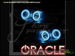 Porsche Cayenne Headlights - oracle 03 06 porsche cayenne led halo rings headlights bulbs