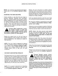 international 800 series corn heads manual farm manuals fast