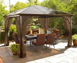 Gazebo Curtain Ideas by Pergola Design Ideas To Make Gazebo Awesome Cheap Gazebo Perfect