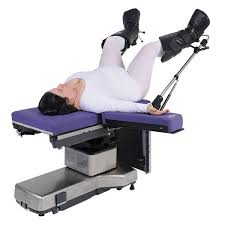 massage table with stirrups operating table leg holder ultrafins allen medical systems videos