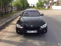 bmw minivan 2014 bmw 428 2 0 l kupė coupe 2014 07 m a5871491 autoplius lt