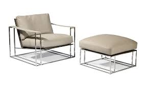 Sling Ottoman Sling Chair And Ottoman By Milo Baughman From Thayer Coggin