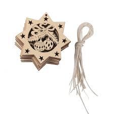 online get cheap wooden christmas decorations aliexpress com