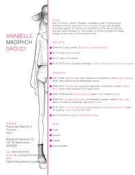 Best Schools For Fashion Merchandising Fashion Resume Samples Resume For Your Job Application
