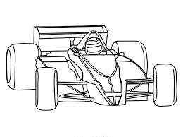 race car coloring pages formula f1 coloringstar