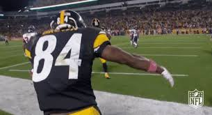 Antonio Brown Meme - pittsburgh steelers gifs find share on giphy