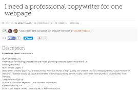 writing the perfect job description peopleperhour com blog