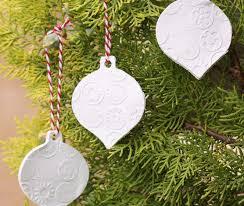 clay ornaments a spoonful of sugar