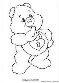 care bears coloring 039 crafty 80 u0027s care bears coloring