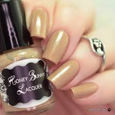honey bunny lacquer fall 2016 collection polish and paws