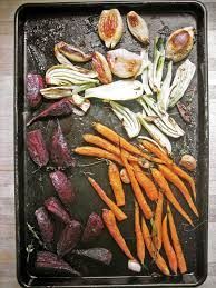 Roasted Vegetable Recipes by Roasted Vegetables Recipe Relish