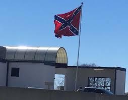 Raleigh Flag Confederate Flag Returns Outside South Carolina Arena Before Ncaa