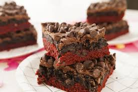 how to make red velvet oreo truffle brownie bars recipe snapguide