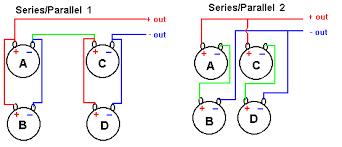 speaker wiring in series parallel diagram gooddy org