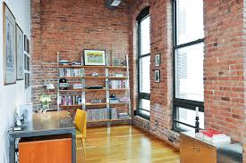 Industrial Metal Bookshelf Chic Leaning Bookcase In Home Office Industrial With Metal Cabinet
