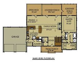 vacation home floor plans 4 bedroom floor plan ranch house plan by max fulbright designs