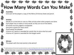 merry how many words can you make by christine maxwell