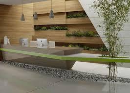 Small Reception Desk Ideas Best 25 Office Reception Desks Ideas On Pinterest Reception