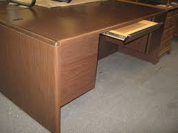 hon desks for sale used hon double pedestal desk broadway office