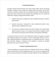 confidentiality agreement template u2013 15 free word excel pdf