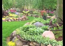 Rock Garden Mn Hillside Rock Garden Hillside Landscaping Pahl S Market