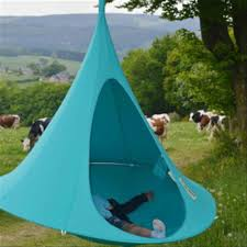 Cacoon Cacoon Double Hanging Tent Chair Internet Gardener
