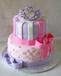 princess cakes behance
