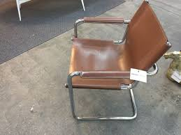 Leather And Chrome Chairs Italian 1970 U0027s Leather And Chrome Chair Antiques Vintage U0026 Mid