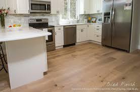 stained kitchen cabinets with hardwood floors finish hardwood floors vs polyurethane