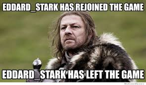 Red Wedding Meme - 21 best tumblr reactions to game of thrones red wedding gaming