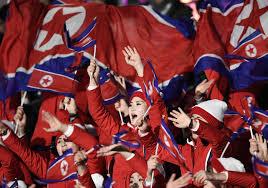 Cheerleader Flags Olympische Winterspiele So Begeistert Nordkoreas U201earmee Der