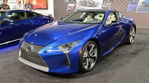 lexus hatchback 2018 2018 lexus lc 500 inspiration series sema 2017 photo gallery