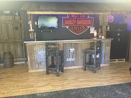 74 best cantinas interiores images on pinterest garage ideas garage bar man cave basement bars rustic bar harley davidson bar