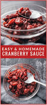 cranberry sauce thanksgiving recipe 25 best ideas about recipe for cranberry sauce on pinterest
