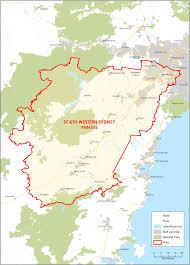 Sydney Map Department Of Health South Western Sydney Phn Profile