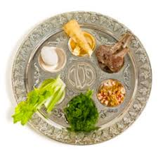 passover plate foods radicchio on a seder plate a few passover seder options plus