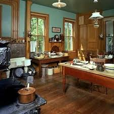 Best Th Century American Homes Interiors Images On - American home interiors