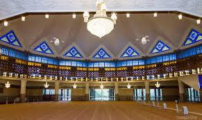 visiting kuala lumpur u0027s national mosque