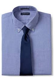 men u0027s tailored fit dress shirts lands u0027 end