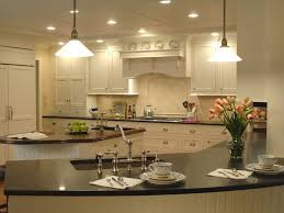 semicircle custom kitchen cabinets lighting room interior custom