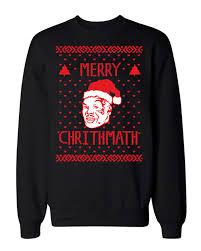 mike tyson ugly christmas sweatshirt sweater