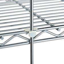 Metal Wire Shelving by Metro R52c 52