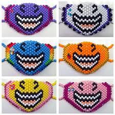 bead masks 91 best kandi mask bead patterns images on peyote